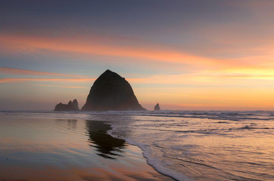 Photographing Oregon